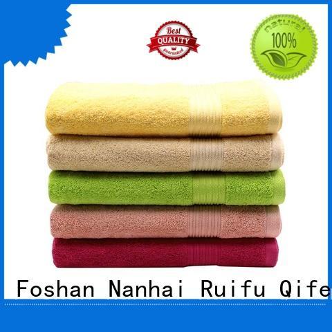 Ruifu Qifeng good quality beach towel series supplier for beach