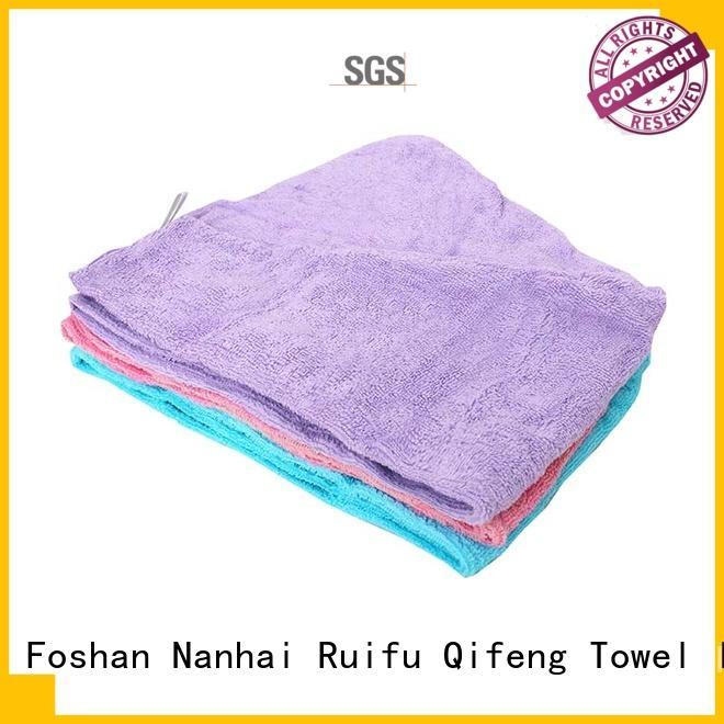 Ruifu Qifeng gym fast drying towels bulk for club