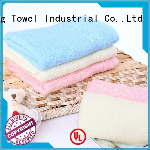 Ruifu Qifeng comfortable organic bamboo baby towels online for hospital