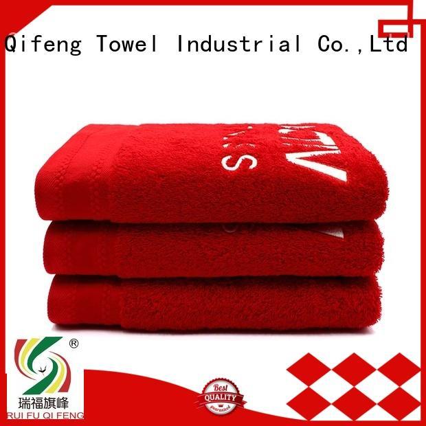 Ruifu Qifeng comfortable bath towel series supplier for beach