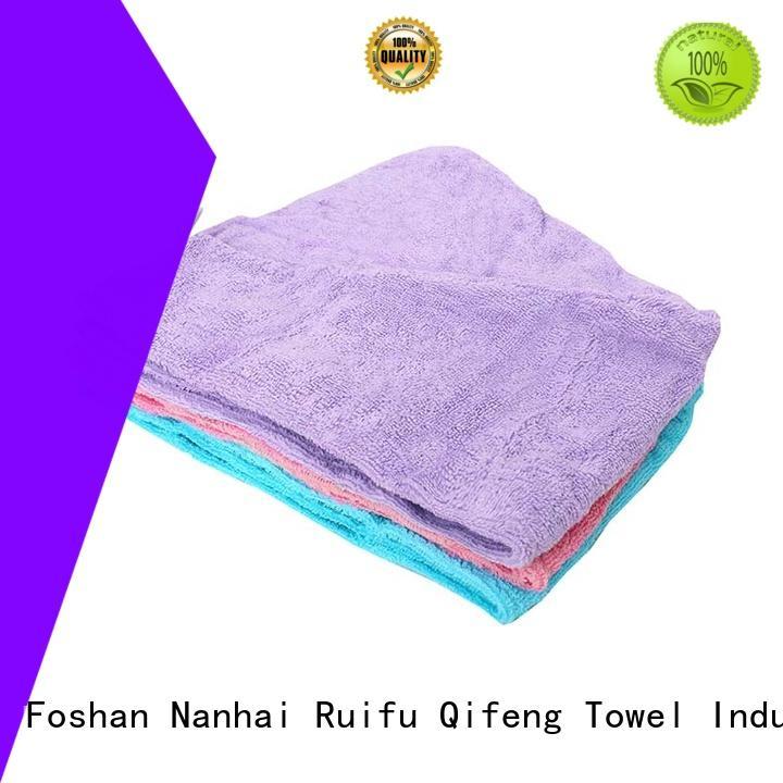 Ruifu Qifeng sports fast drying towels online for hospital