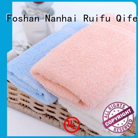 Ruifu Qifeng qf017d1012 baby hooded bath towel promotion for kindergarden