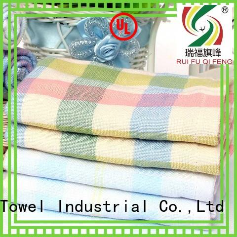 bamboo baby towel with hood qf012f288 for hotel Ruifu Qifeng