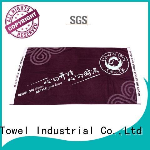 Ruifu Qifeng pool best gym towel factory price for beach