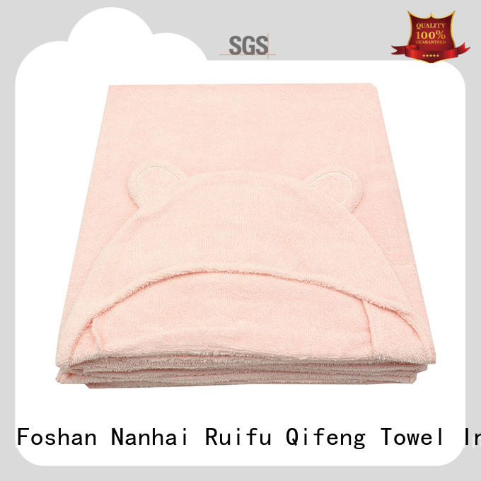 Ruifu Qifeng soft baby towel series design for hospital