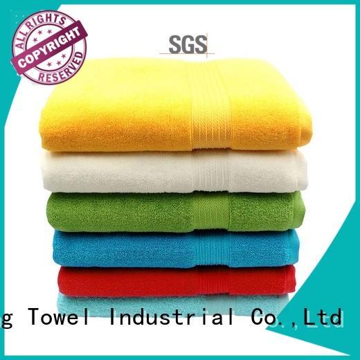 Ruifu Qifeng qf008d1219 best quality bath towels factory price for restaurant