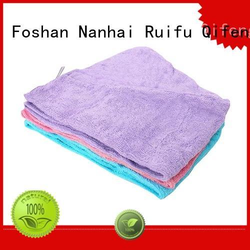 Ruifu Qifeng hair zero twist towels on sale for club