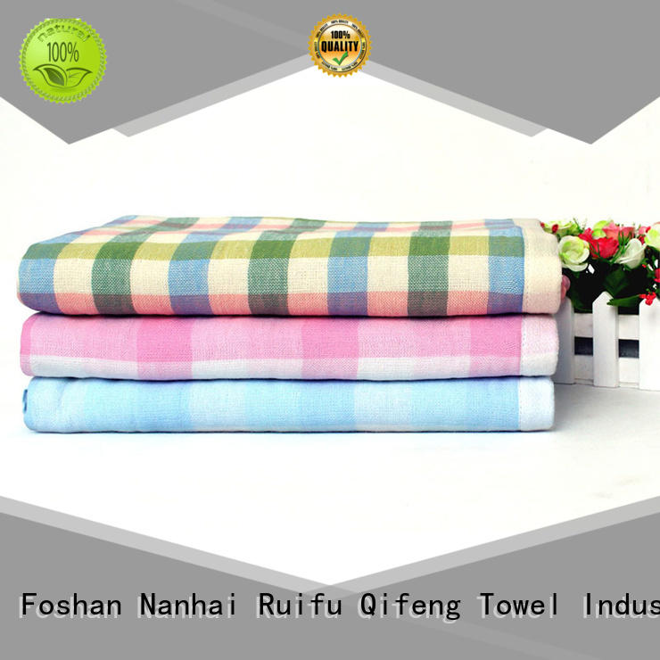 Ruifu Qifeng safe baby bath towels online for home