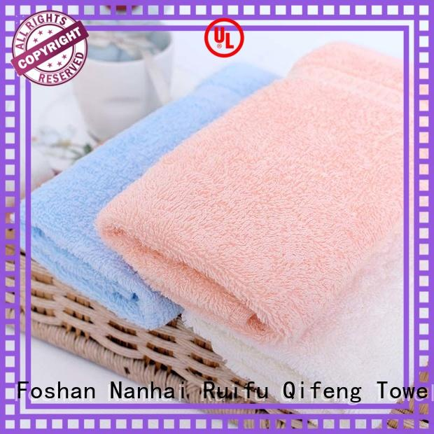 qf018a312 infant hooded towel supplier for home
