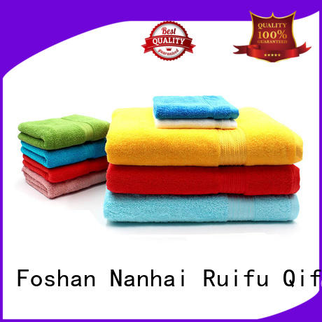 soft cotton towel set bamboo online for hospital