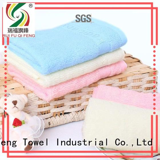 soft newborn baby towel gauze design for kindergarden