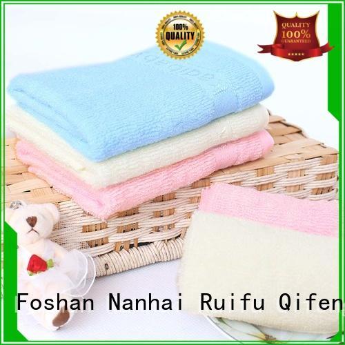 safe infant bath towels baby promotion for kindergarden