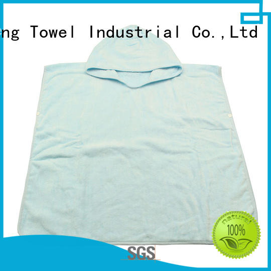 natural newborn baby towel bamboo supplier for hotel