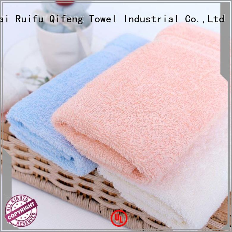 Ruifu Qifeng safe soft baby towels online for home