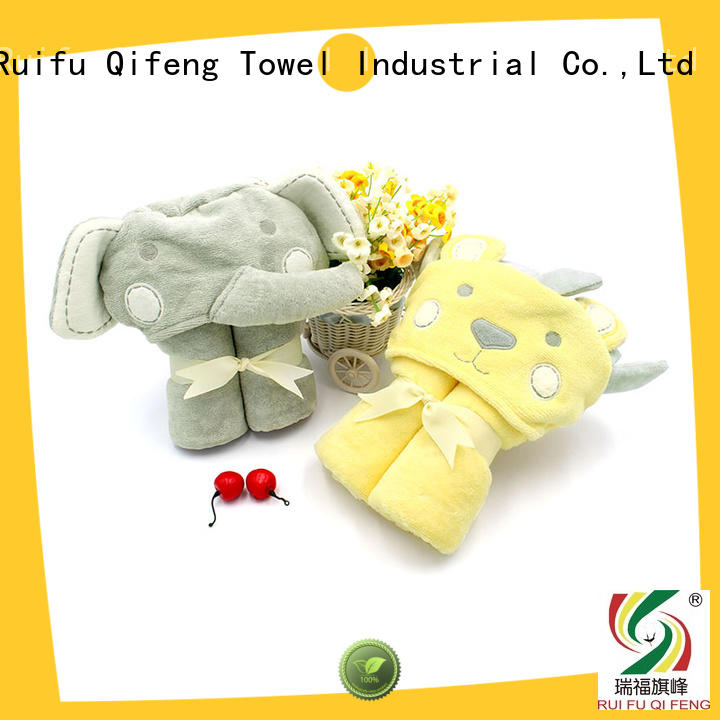 Ruifu Qifeng qf020d894 bamboo baby towel promotion for home