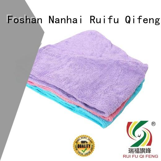 Ruifu Qifeng sports best drying towel sets for hospital