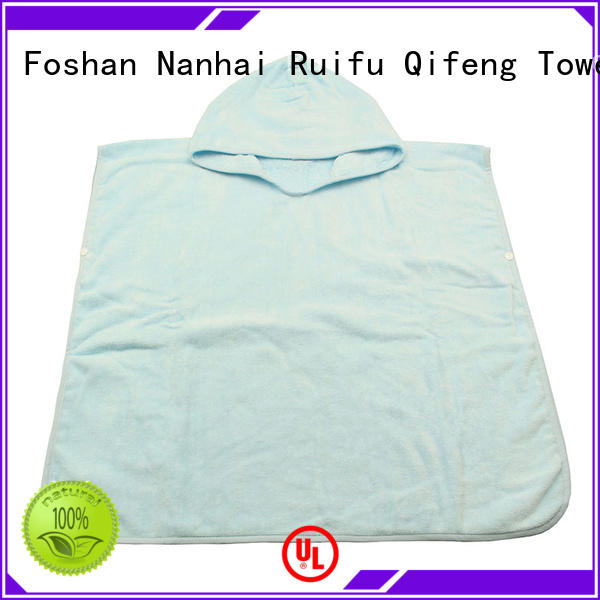 professional baby towels and washcloths design for hospital Ruifu Qifeng