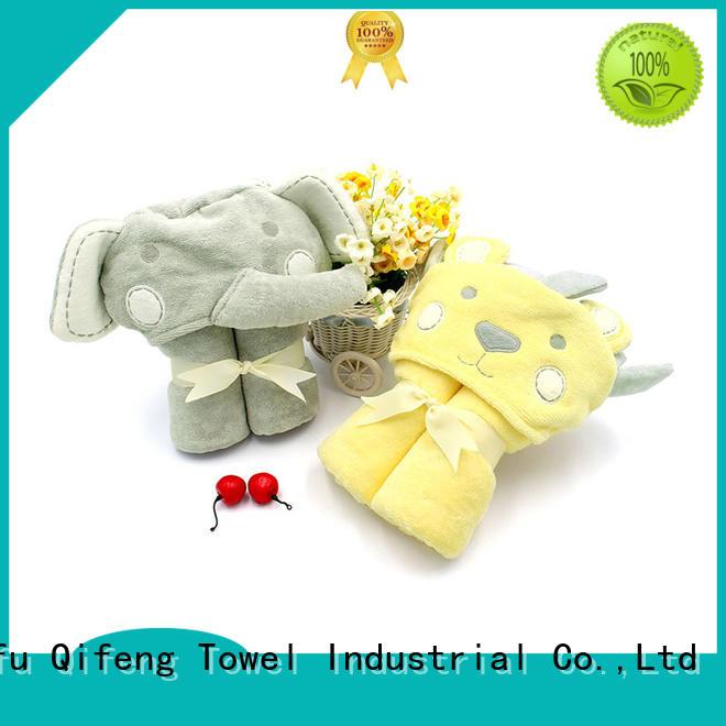 Ruifu Qifeng qf020d894 organic bamboo baby towels supplier for home