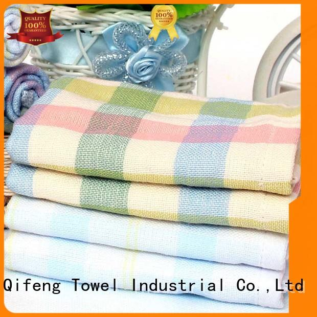 children bamboo hooded baby bath towel promotion for kindergarden Ruifu Qifeng