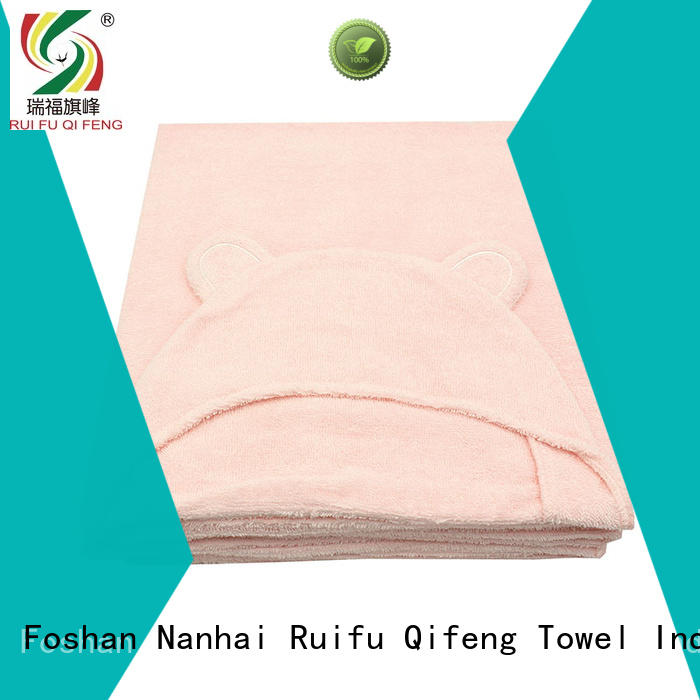 Ruifu Qifeng towels newborn baby towel online for kindergarden