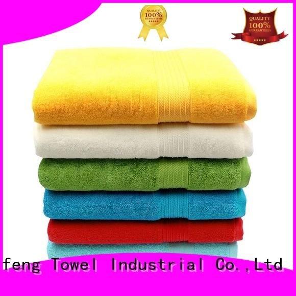 good quality best bath towels printing on sale for club