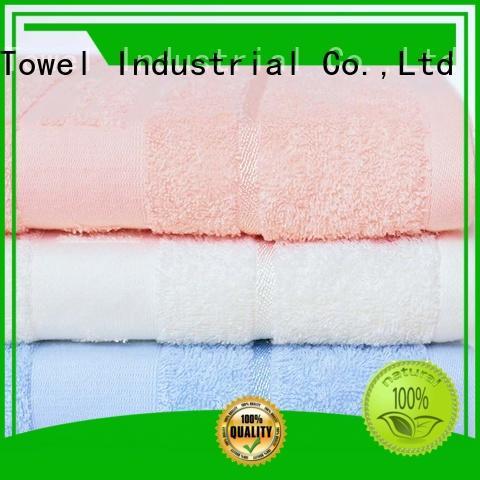 qf020d894 newborn baby towel terry for kindergarden Ruifu Qifeng