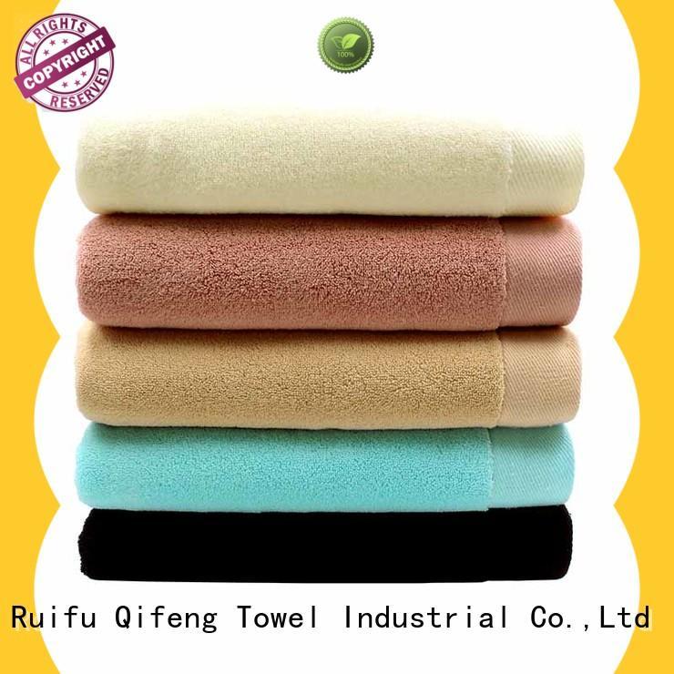 gym custom towels super sets for restaurant