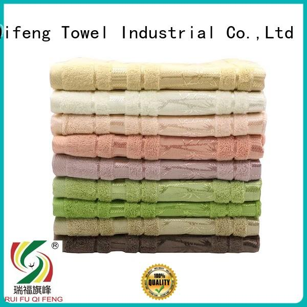 hand best quality bath towels dobby on sale for home