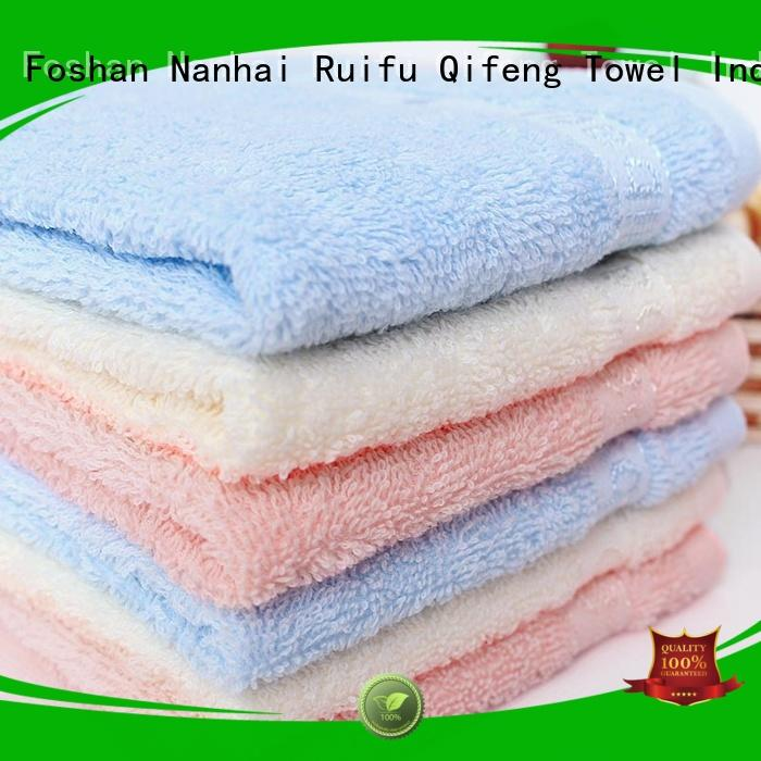 towels hooded bath towels for toddlers qf011f347 for hospital Ruifu Qifeng