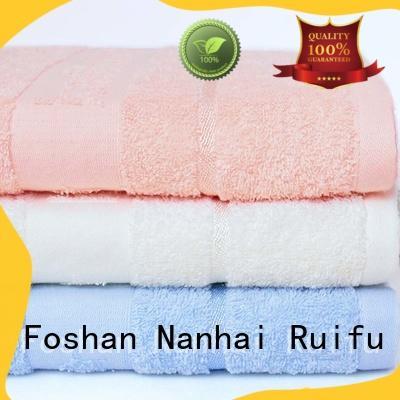 Ruifu Qifeng safe infant bath towels towel for home