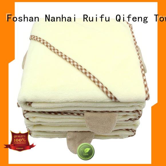 kids newborn baby towel poncho manufacturer for hospital