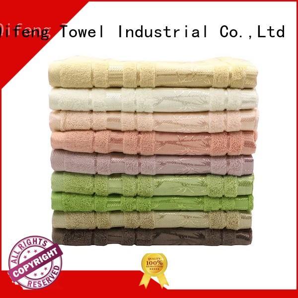 Ruifu Qifeng hand bath towel series sets for home