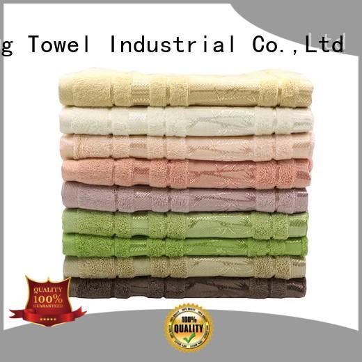 Ruifu Qifeng good quality bath towel series on sale for hotel