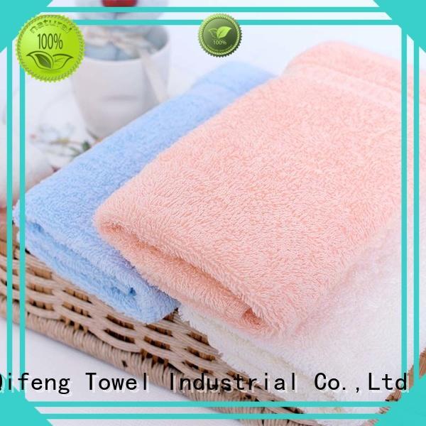 Ruifu Qifeng towel toddler bath towels online for hotel