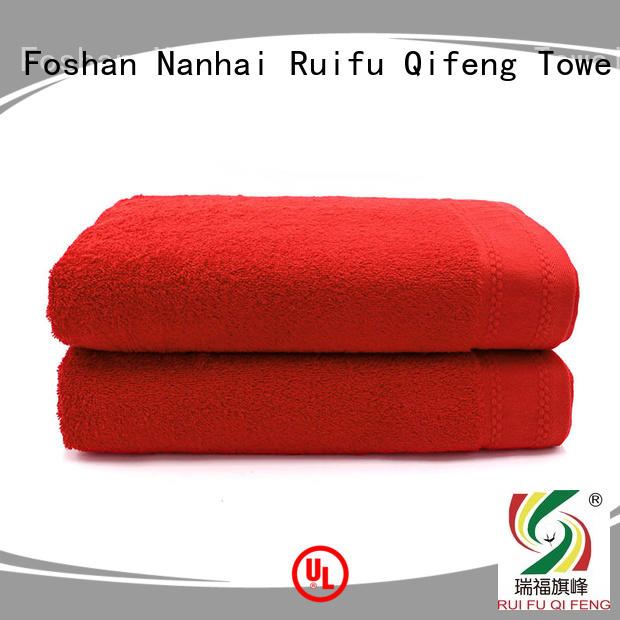 dobby best beach towels supplier for pool Ruifu Qifeng