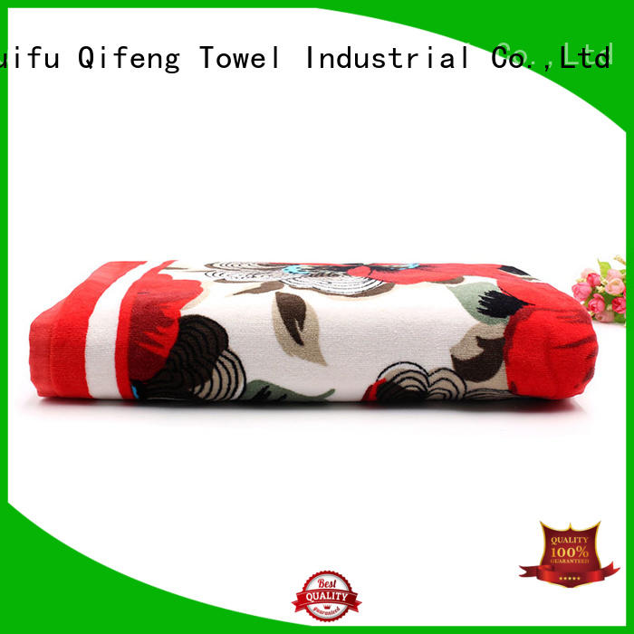 Ruifu Qifeng qf001d1180 extra large beach towels supplier for home