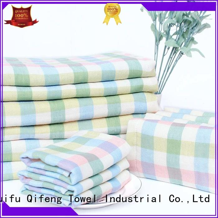 comfortable toddler bath towels qf018a312 promotion for hospital