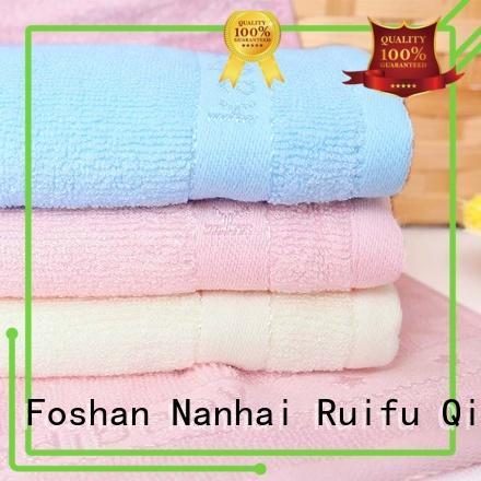 Ruifu Qifeng qf015a383 toddler bath towels online for hotel