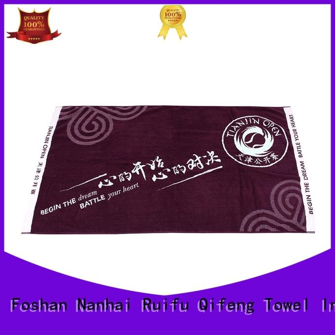 Ruifu Qifeng selling best gym towel supplier for home