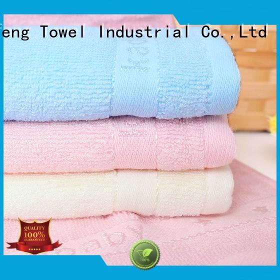 Ruifu Qifeng terry organic bamboo baby towels online for home