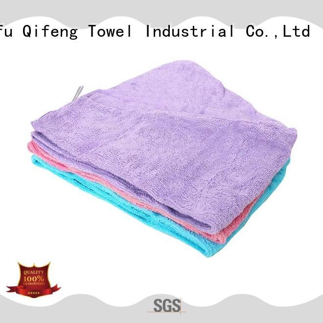Ruifu Qifeng twistless custom towels factory price for hotel