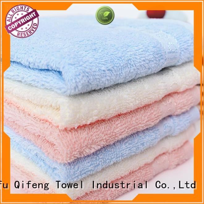 Ruifu Qifeng velour baby hooded bath towel online for home