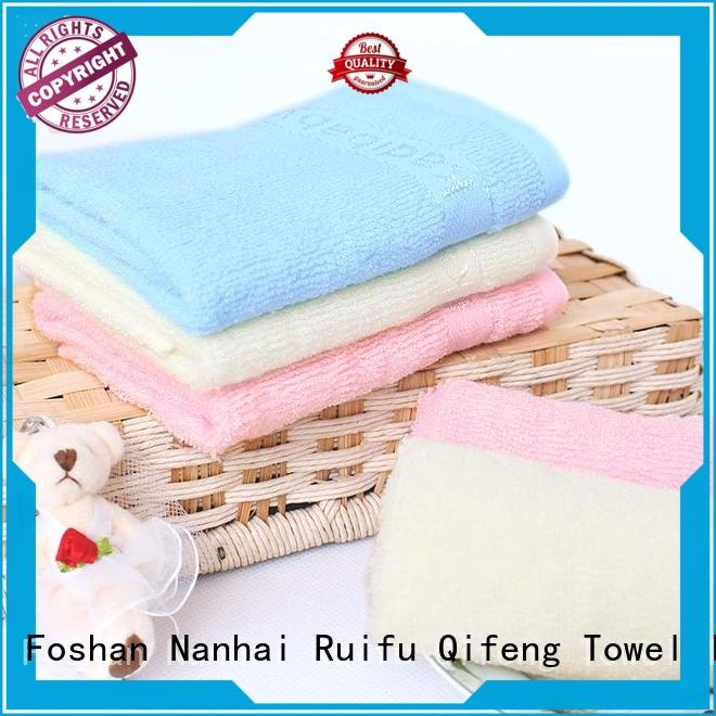 safe personalized baby towels qf010f457 online for hospital