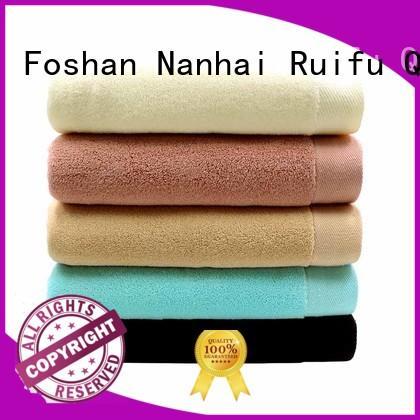 Ruifu Qifeng pool zero twist towels factory price for home