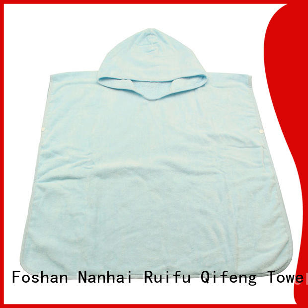 customized bamboo baby hooded towel qf020d894 promotion for hotel
