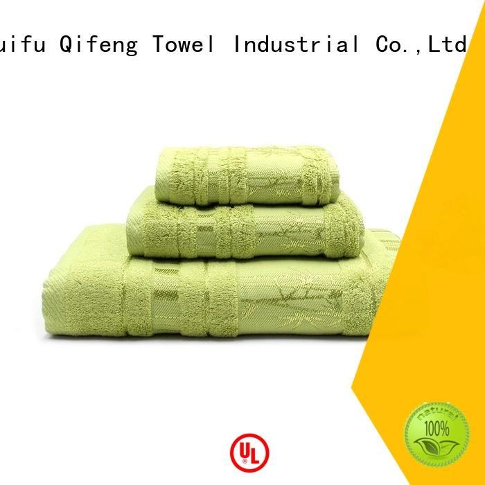 Ruifu Qifeng thick bathroom towel sets supplier for home