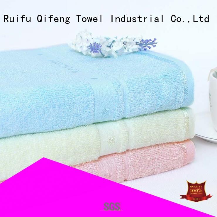 Ruifu Qifeng qf018a312 newborn baby towel online for kindergarden