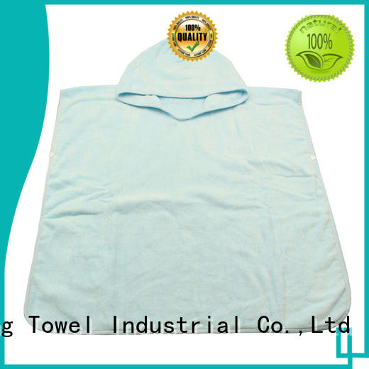 natural bamboo baby hooded towel baby manufacturer for hospital