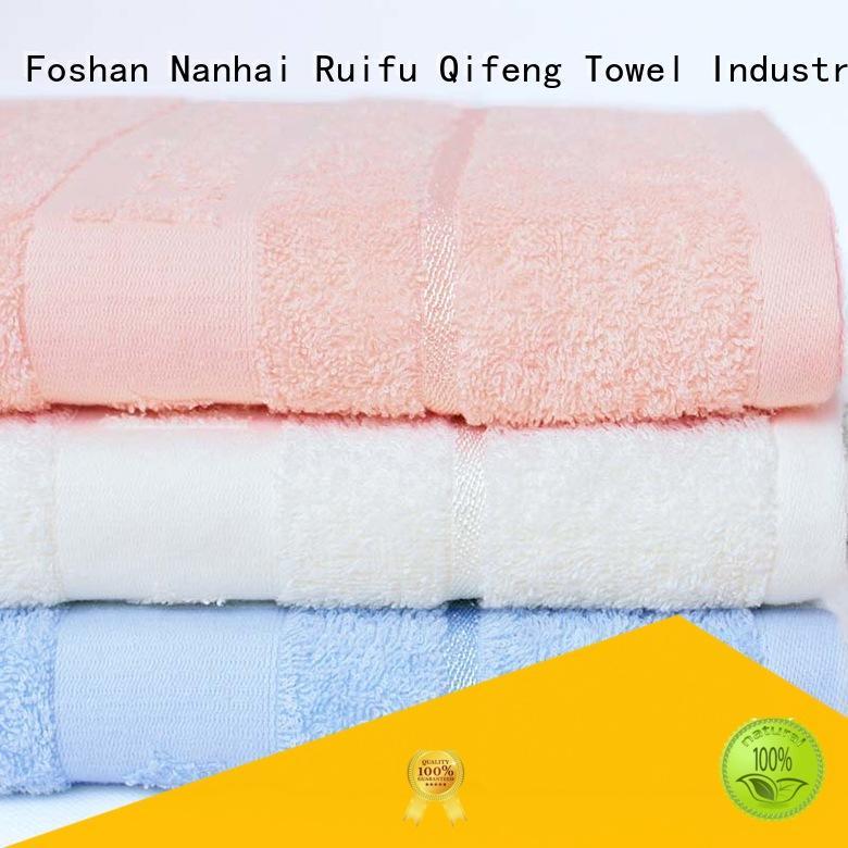 safe newborn baby towel velour manufacturer for hospital