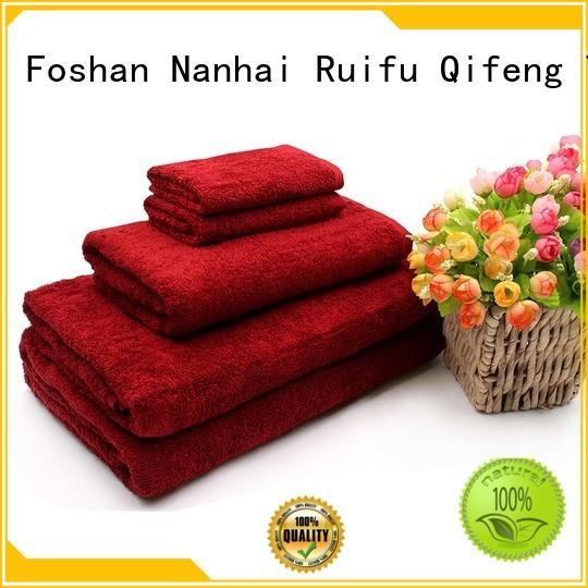 hand bath towel sets printed online for beach